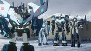 Overloaded2 recolored Autobots