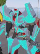 Battlegrounds2 Sideswipe in armor