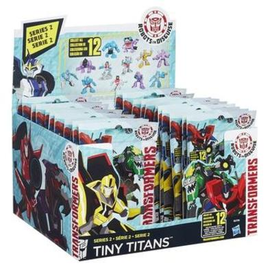 Transformers Tiny Titans Series 6 Robots in Disguise 3//12 Acid Storm