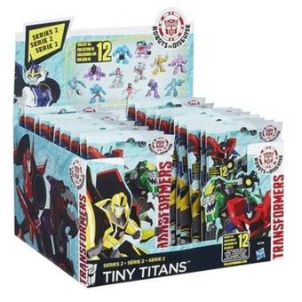 Transformers Tiny Titans Series 1 Robots in Disguise 11//12 Bisk