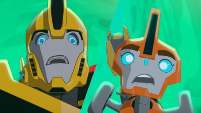 Fixit and Bumblebee Collided with Humans