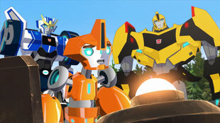 PilotPart1 Bumblebee Strongarm find Fixit