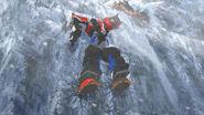 Overloaded1 Optimus cracking ice