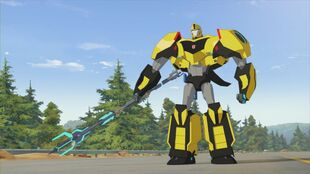 Transformers robots in disguise 2015 bumblebee sta by tfbumblebeefan-d9sgsjz