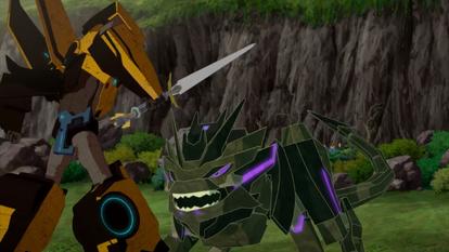 Bumblebee vs. Bumblebee