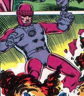 Uncanny X-Men Vol 1 151 page 11 Sentinel Mk IV (Earth-616)