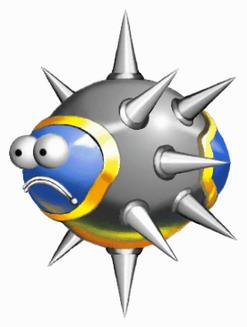 Sonic3&K Badnik Pointdexter