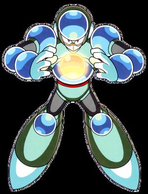 Crystalman 2
