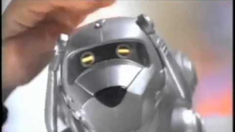 Tekno the Robotic Puppy version 1)