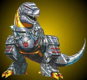 Dino-grimlock