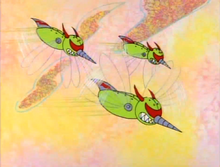 Buzz Bombers AoStH