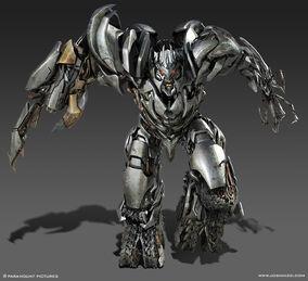 Megatron Pose03 JN