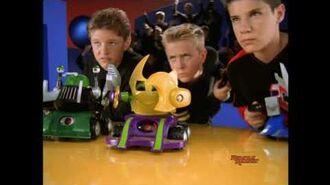 RumbleRobots Master RumbleArmor traps