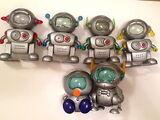 Tekno Dinkie Robots
