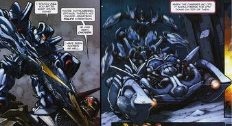 OptimusPrime battle