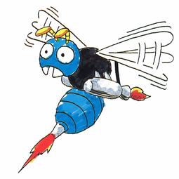 600px-Buzzbomber
