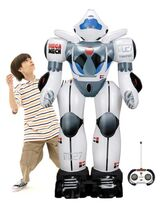 Tekno Mega Mech R/C Robot 48-Inch