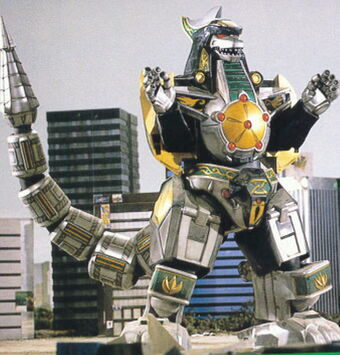 Image result for Dragon Zord
