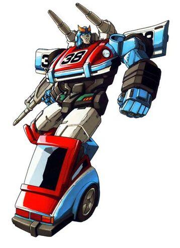 Transformers-Smokescreen-Autobots
