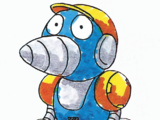 Burrobot