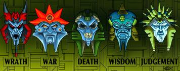 Tf quintesson masks