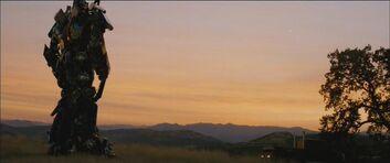 Movie Optimus ending