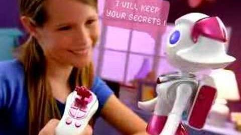 Sakura Best Friend Robot - Commercial