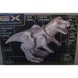 Rex Fighting Tekno Dinosaur