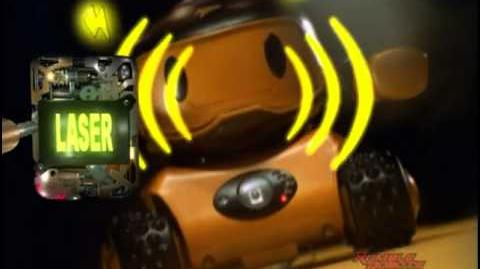 Rumble Robots Trendmasters toy commercial