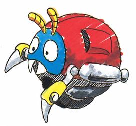 Moto Bug (Sonic 1)