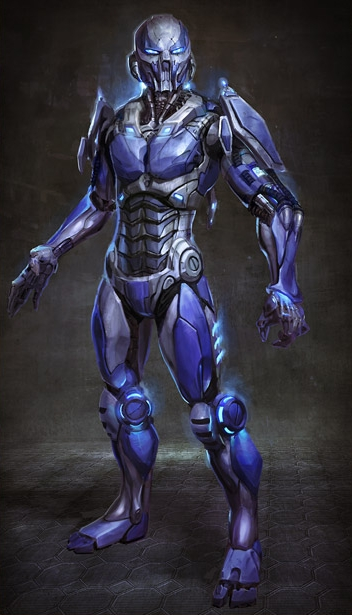 Sub Zero Robot Supremacy Wiki Fandom Powered By Wikia