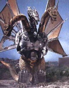 Mecha-King-Ghidorah