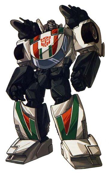 Transformers-Wheeljack