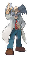 Dr Wily - Profile