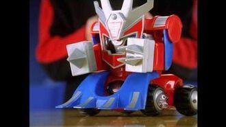 "RumbleRobots - Master, level5 cards, ""prove IT!"""