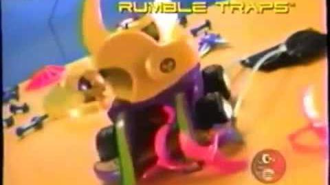Rumble Robots Commercial 2001