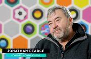 Jonathan Pearce FBWS appearance