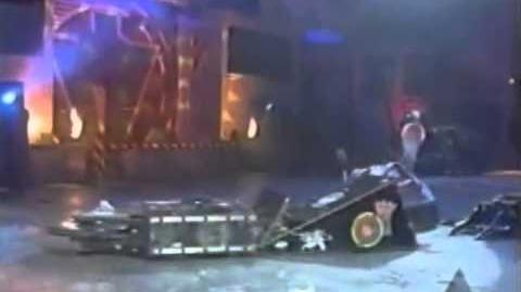 Robot wars Extreme 1 annihilator 2