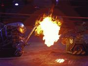 Evil Weevil vs Panzer