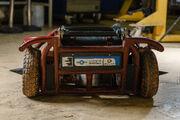 Weber rear