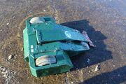 Bullfrog rebuild