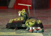 Minibots vs Androne 4000