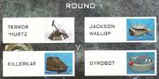 Terrorhurtz vs Gyrobot