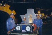 Team Robot Dojo Diskotek