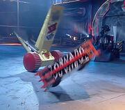 Wheely big cheese vs tornado