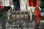 Stinger gear