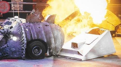 Robot Wars Series 2 - Heat D