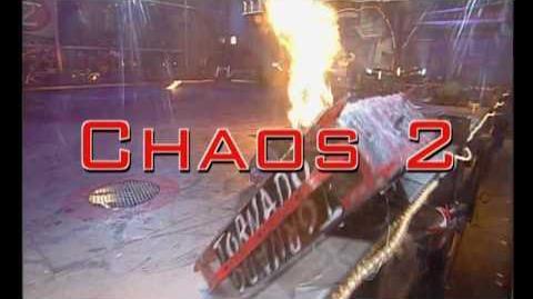 Robot Wars Ultimate Warrior Chaos 2