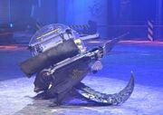 Behemoth flips Razer EX1 1