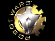 Robot Wars Merchandise Logo Early